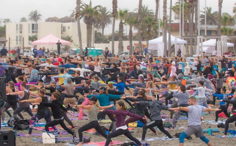 San Diego YogaFestival