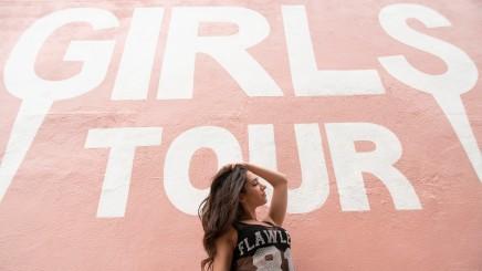 girlstourwall